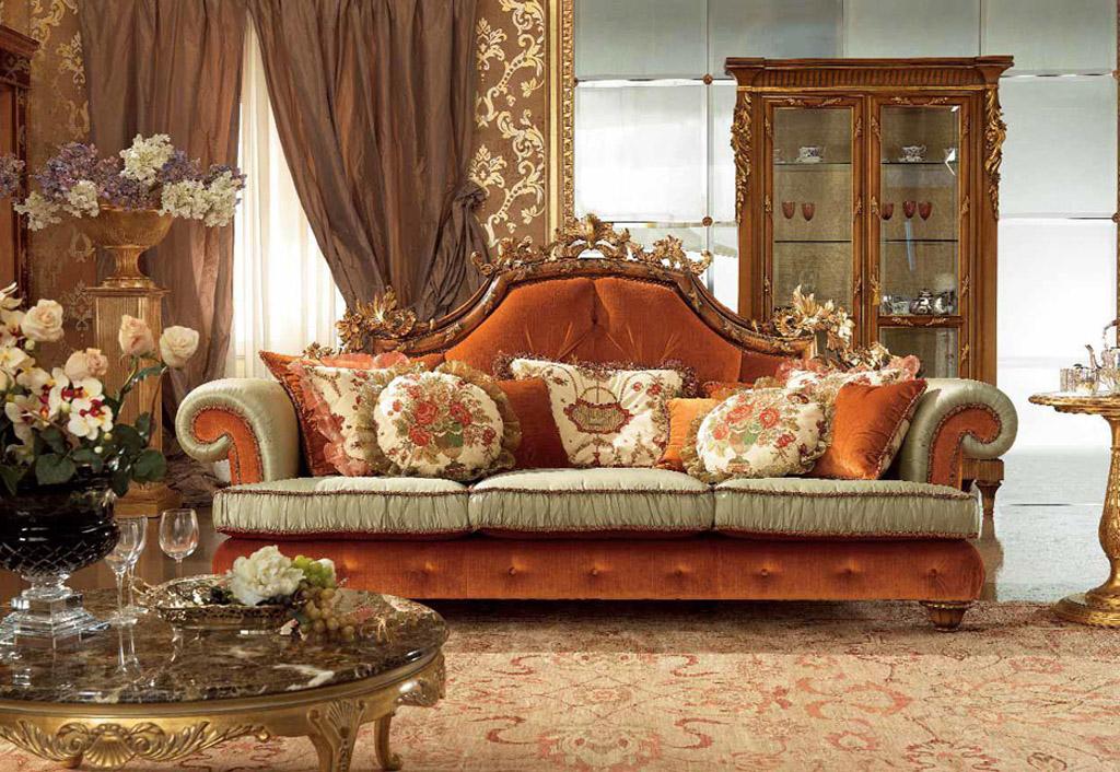 Красивая Мягкая Мебель Для Гостиной