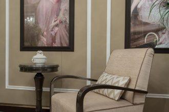 Balilla armchair